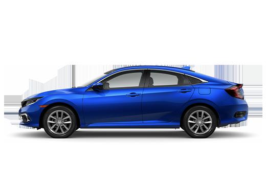 New Honda Civic in Oklahoma City