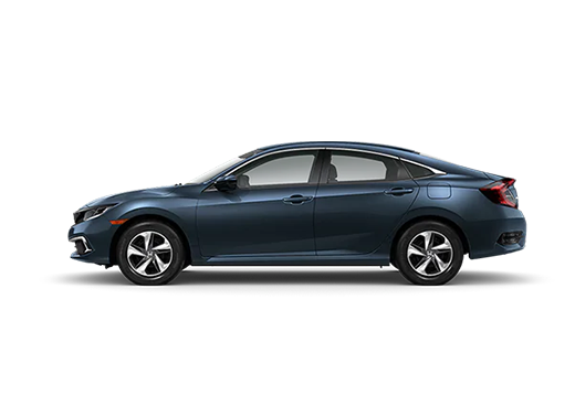New Honda Civic in Oklahoma City